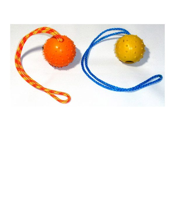 ball with a rope